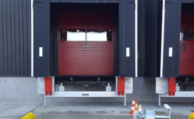 Pose de systemes EASYBLOCK – Blocage de roues